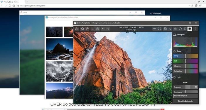 Polarity browser 8.3.9 Free Download