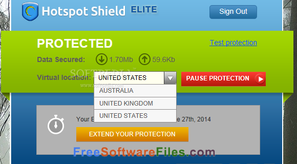 hotspot shield download free pc