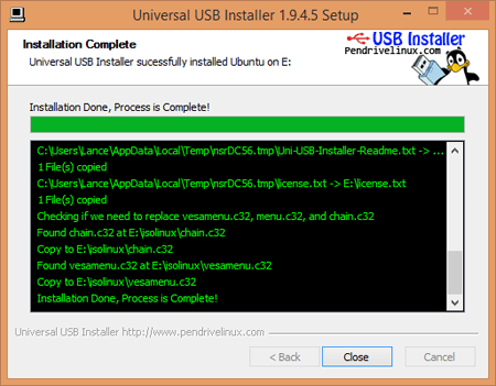 universal usb installer download