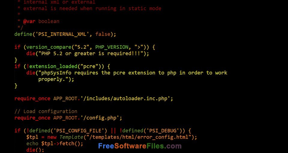 PHP 7.1.2 Free Download latest version