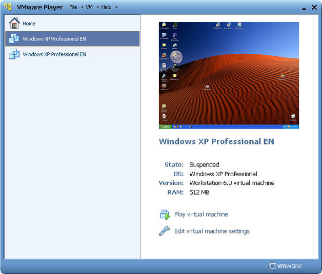 VMware Player 12.5.4 Free Download for pc