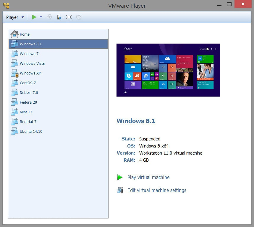 vmware player 7 pro for windows 64-bit