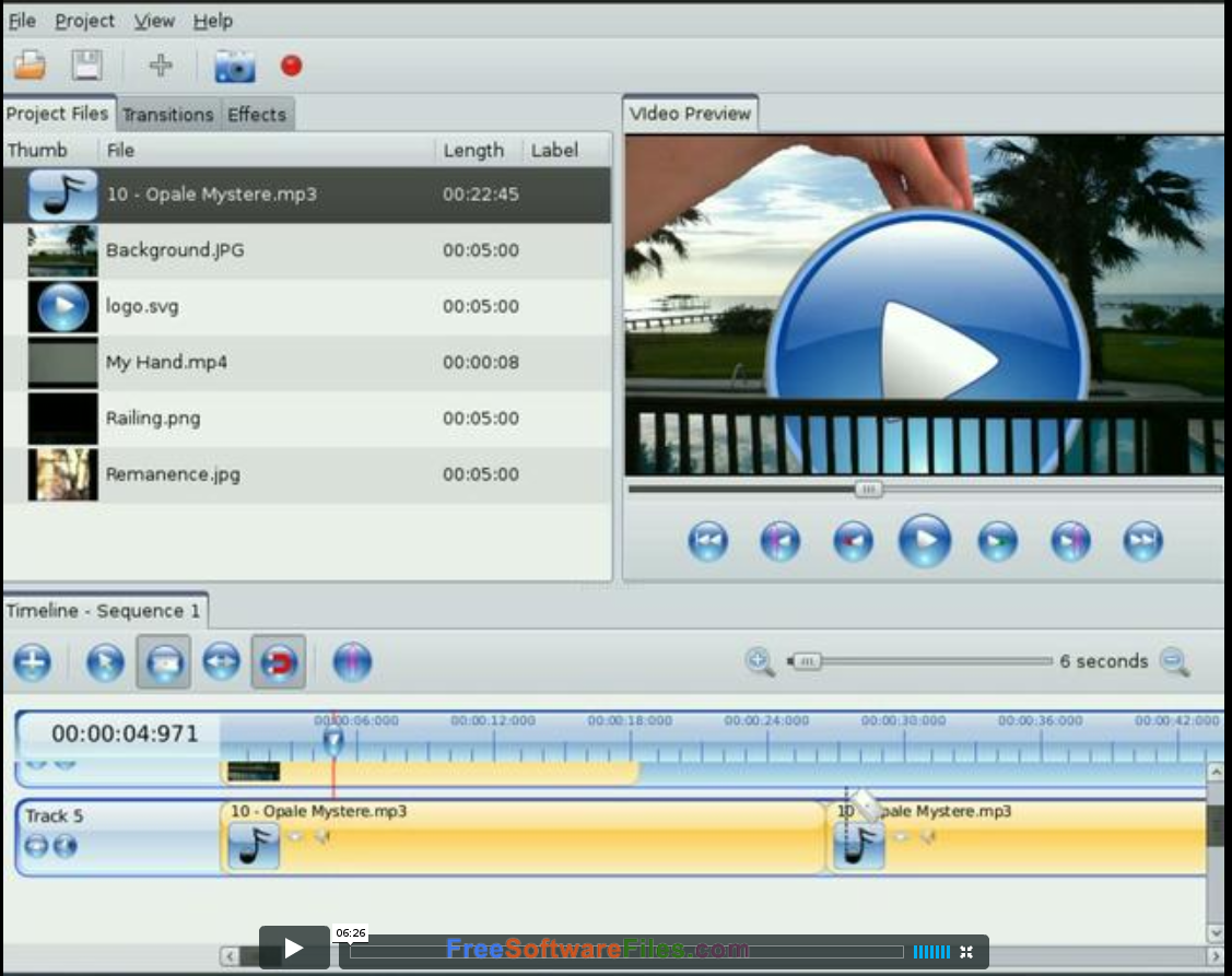 OpenShot Video Editor 2.3.1 free download