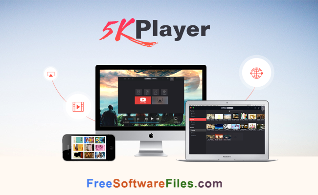 Free Download 5KPlayer 4.3 offline installer