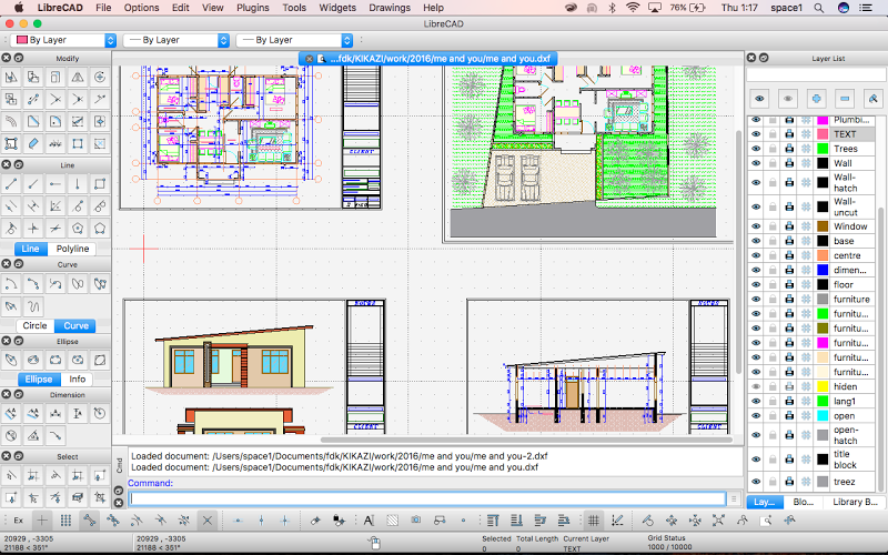 LibreCAD 2.1.3 Free Download for windows