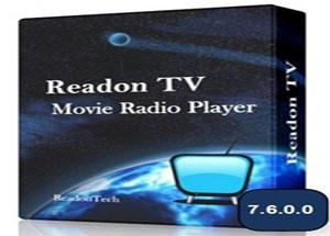 Readon TV Movie Radio Player 7.6.0.0 Free