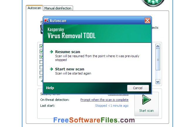 kaspersky virus removal tool review