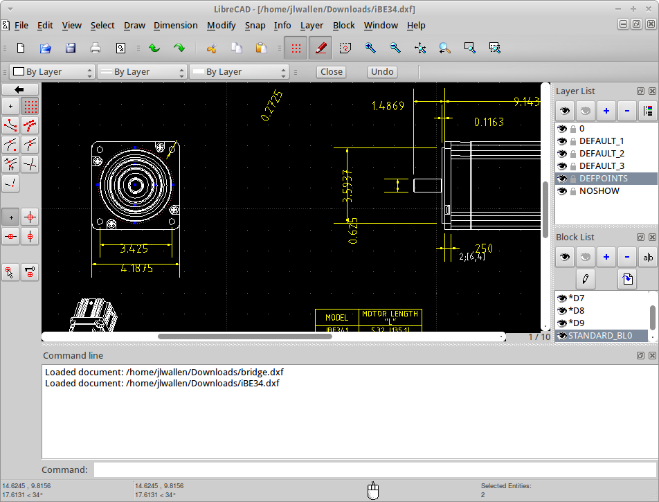 librecad 2.1.3 Free Download review