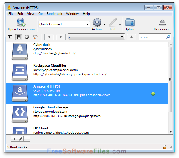 Cyberduck 6.1.0 Free Download latest version