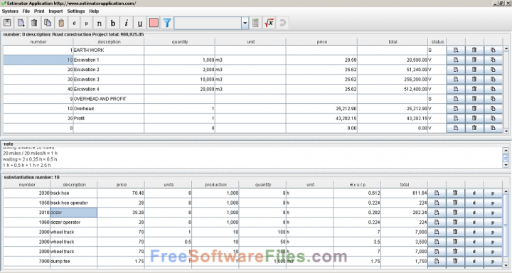 Estimator 1.99.26.57 Free Download for Windows PC