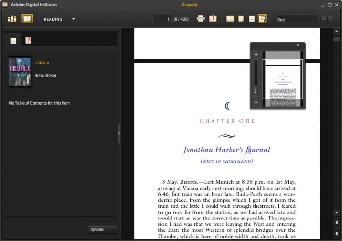 Adobe Digital Editions 4.5.2 Free Download latest version