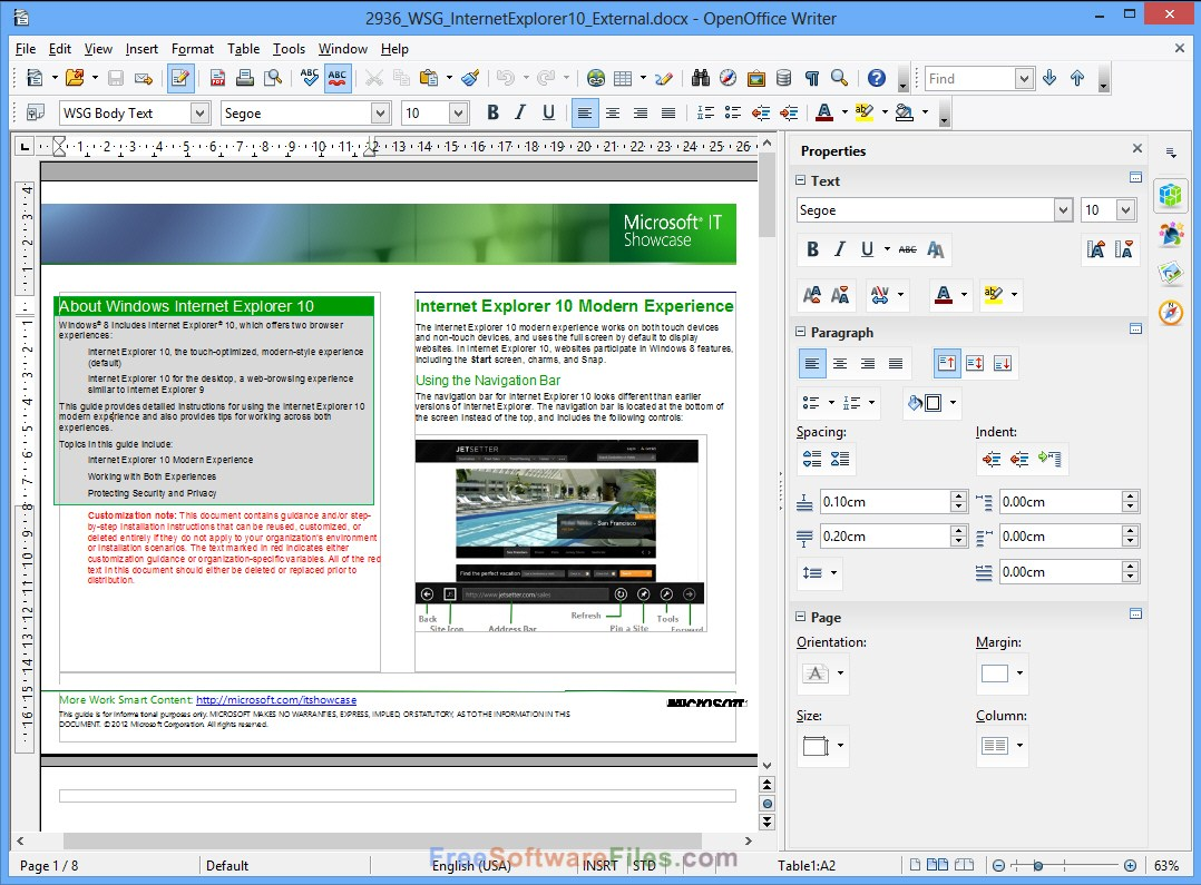 Apache OpenOffice 4.1.3 review