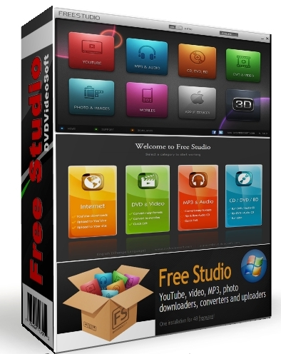free studio youtube downloader