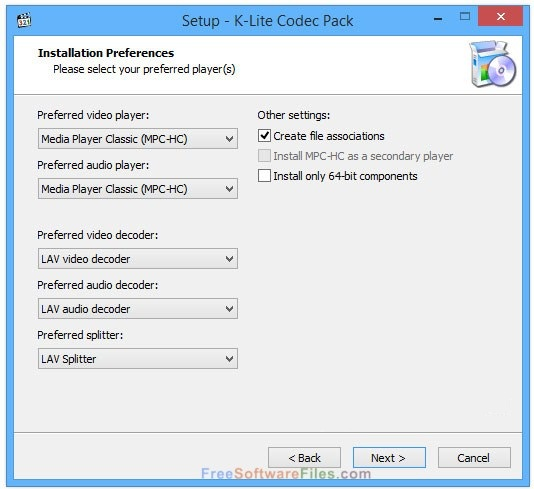 k-lite codec pack windows 7