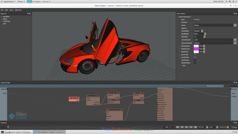 2017 Fabric Engine 2.6 Free Download latest version