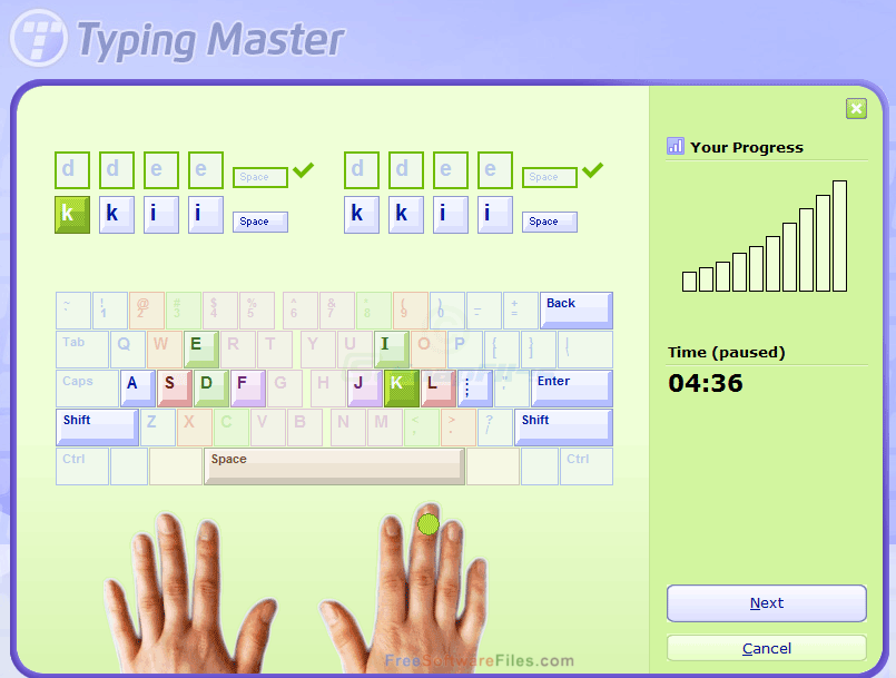 Typing Master 10.1.1.849 Free Download offline installer