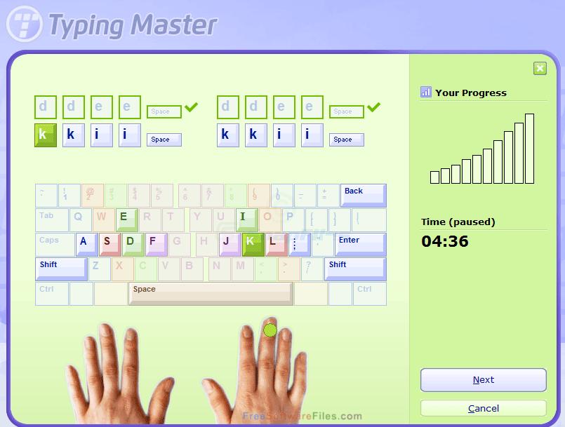 Typing Master 10.1.1.849 Free Download offline installer