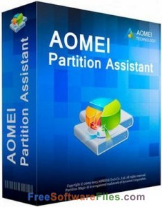 AOMEI Partition Assistant Standard 6.5