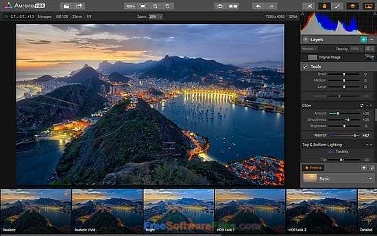 Aurora HDR 2018 Free Download full setup