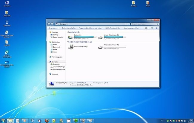 Download Windows 7 AIO 2017 DVD ISO Free