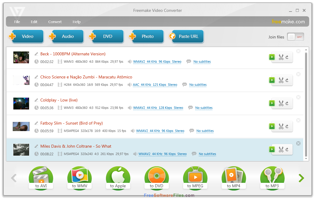 Free Download Freemake Video Converter Gold 2017