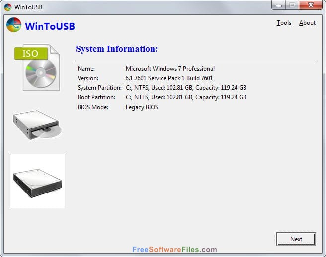 WinToUSB 3.8 free download full version
