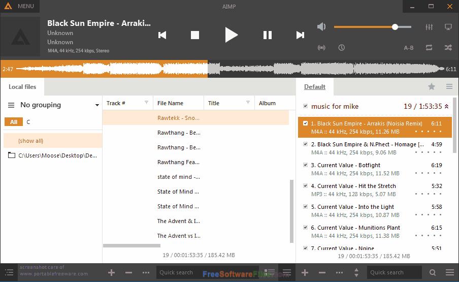 aimp download windows 10