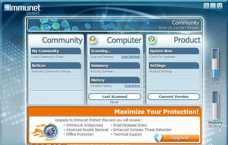 immunet offline installer