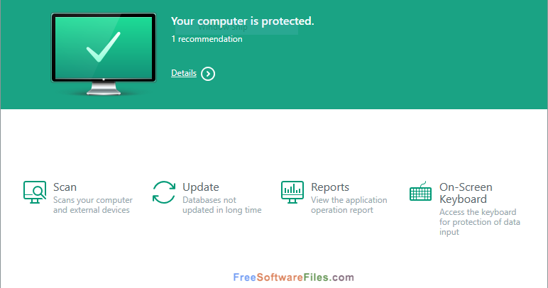 free antivirus download for windows 10 kaspersky