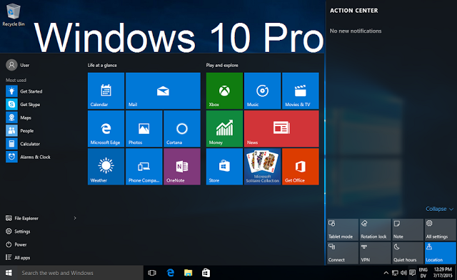 download windows 10 pro iso full