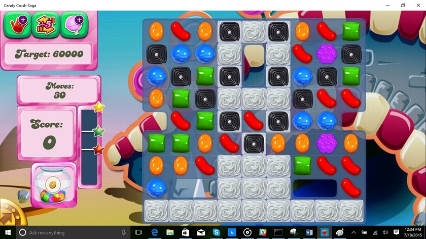 Candy Crush Saga for Windows PC Direct Link Download