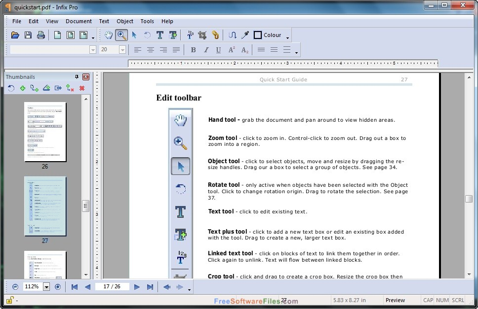 Infix PDF Editor Pro 7 Offline Installer Download