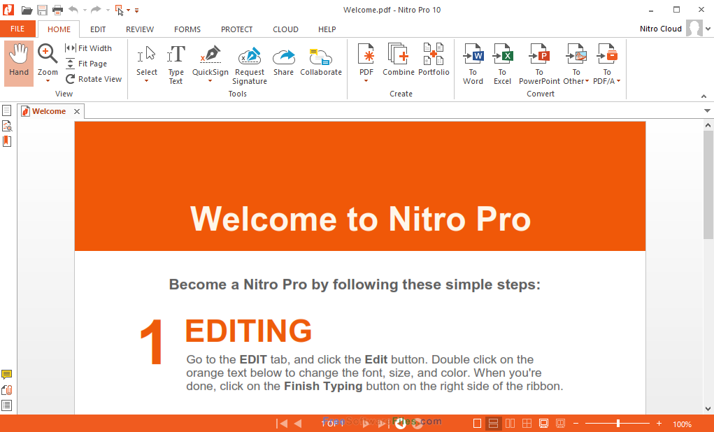 Portable Nitro Pro 11 Direct Link Download