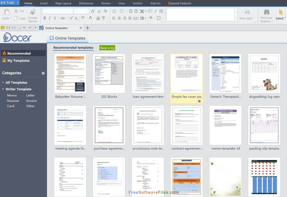 Portable WPS Office 10.2 Offline Installer Download