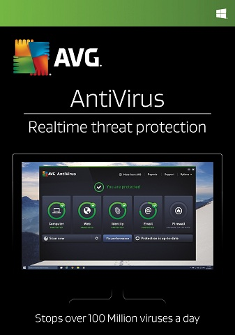AVG Antivirus 2017 Free Download