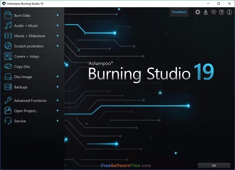 Ashampoo Burning Studio 19 Offline Installer Download