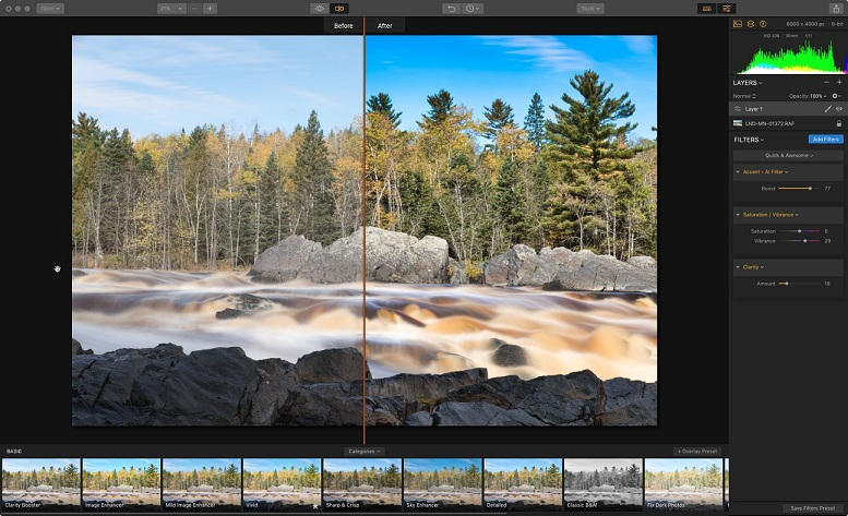 Luminar 2018 for Mac Latest Version Download