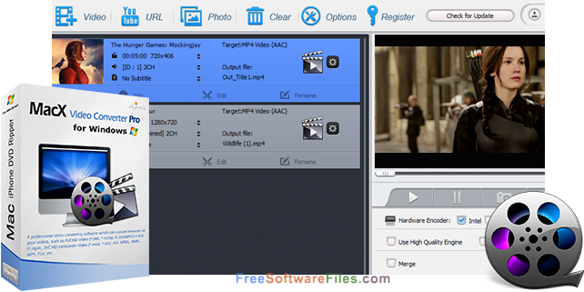 MacX Video Converter Direct Link Download