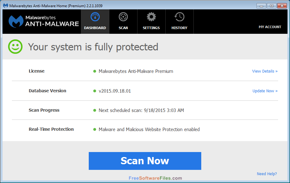 Portable Malwarebytes Anti-Malware Premium Latest Version Download