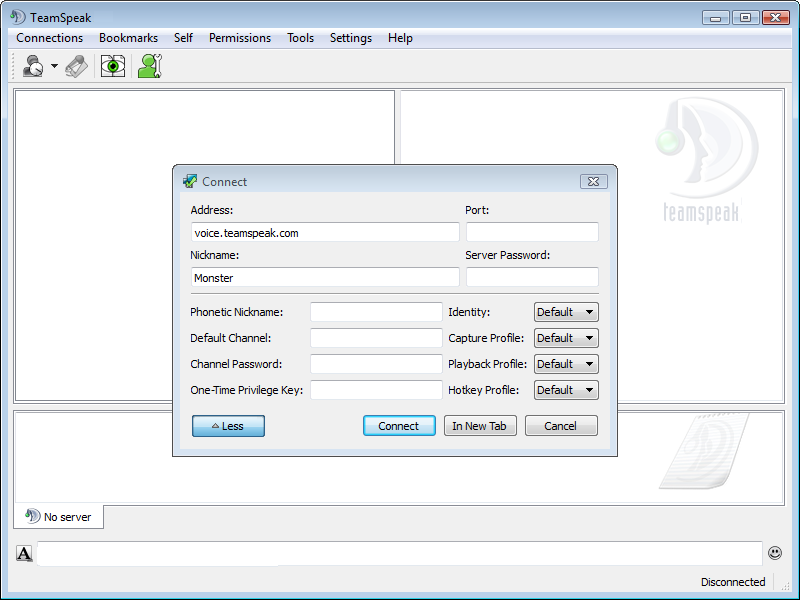 TeamSpeak Client 3.1.7 Latest Version Download