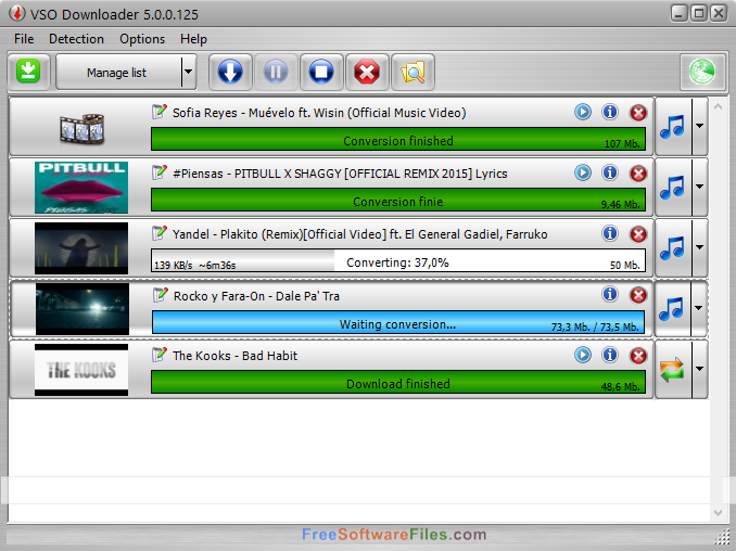 VSO Downloader Ultimate 5.0 Offline Installer Download