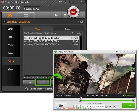 Bandicam Multilingual for Windows