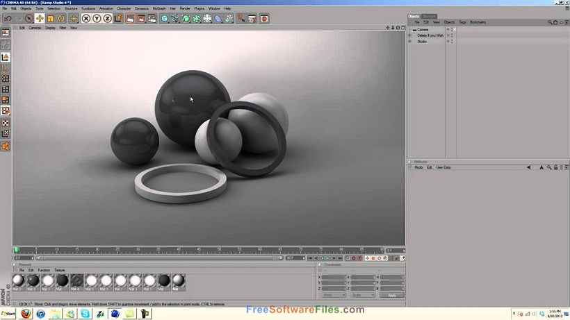 CINEMA 4D Studio R19 Offline Installer Download