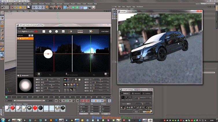 CINEMA 4D Studio R19 free download full version