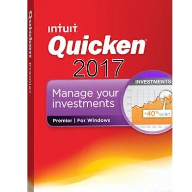 Intuit Quicken 2017 Review