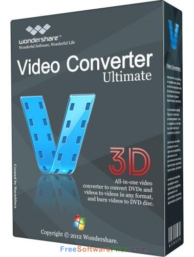 Wondershare Video Converter Portable Review