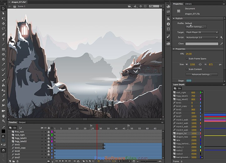 Adobe Animate CC 2018 free download full version