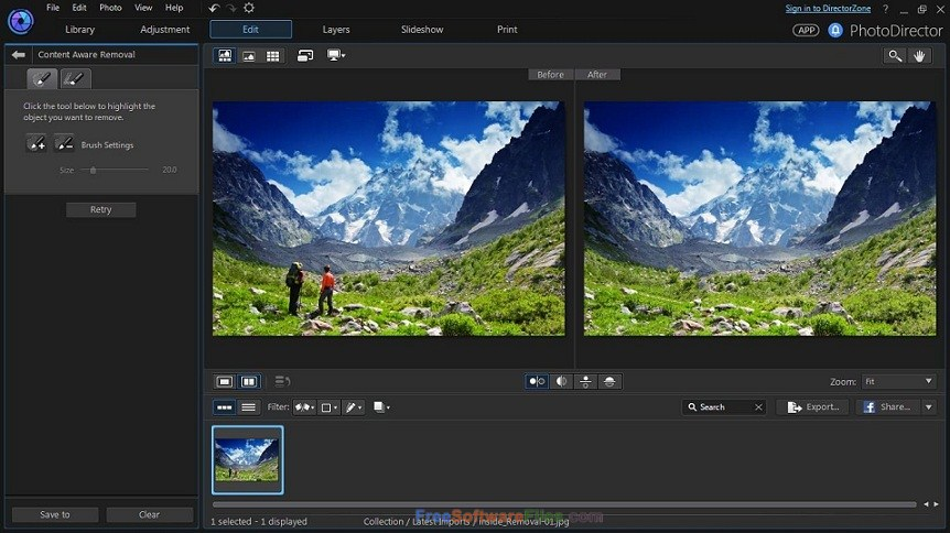 CyberLink PhotoDirector Ultra 9.0.2504 Latest Version Download