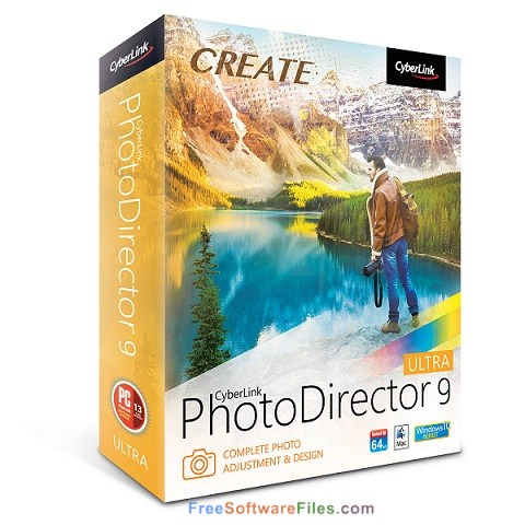 CyberLink PhotoDirector Ultra 9.0.2504 Review