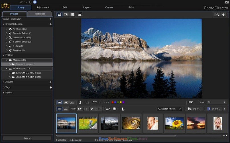 CyberLink PhotoDirector Ultra 9.0.2504 free download full version